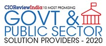 10 Most Promising Government and Public Sector Solution Providers - 2020