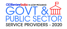 10 Most Promising Government & Public Sector Service Providers - 2020